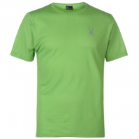 Tricou Spyder Alpine pentru Barbat verde negru
