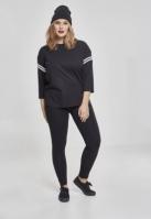 Bluza cu maneca lunga si cu dungi pentru Dama Urban Classics