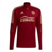Tricouri antrenament adidas Atlanta United 2021 pentru Barbat rosu