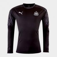 Tricouri antrenament Puma Newcastle pentru Copil negru