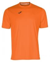 Tricouri Joma T- Combi Orange cu maneca scurta portocaliu