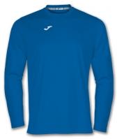 Tricouri Joma T- Combi Royal cu maneca lunga albastru roial