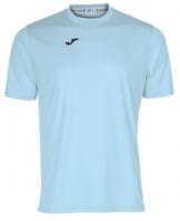 Tricouri Joma T- Combi Sky cu maneca scurta deschis albastru