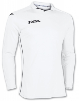 Tricouri Joma T- Rival alb cu maneca lunga