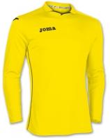 Tricouri Joma T- Rival verde cu maneca lunga