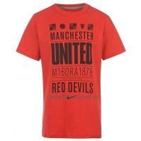 Tricouri Nike Manchester United s pentru Juniori