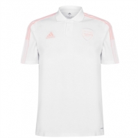Tricouri Polo adidas Arsenal pentru Barbat alb