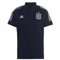 Tricouri Polo adidas Spania pentru Barbat bleumarin