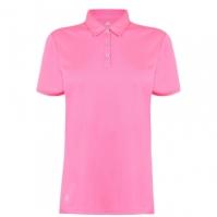 Tricouri Polo adidas cu Maneca Scurta Golf pentru Dama