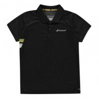Tricouri Polo Babolat pentru Copil negru