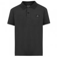 Tricouri Polo CP COMPANY 26a pentru baietei negru maro