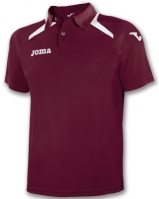 Tricouri polo Joma Champion II Burgundy