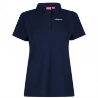 Tricouri Polo LA Gear Pique pentru Dama