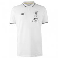 Tricouri Polo New Balance Liverpool 2019 2020 pentru Barbat