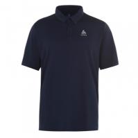 Tricouri Polo Odlo Cardada pentru Barbat diving bleumarin