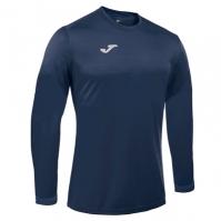 Tricouri sport Joma Campus Dark bleumarin cu maneca lunga
