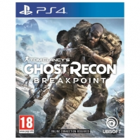 Ubisoft Tom Clancys Ghost Recon Breakpoint