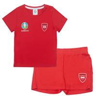 Set UEFA Austria baietei rosu