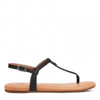 Sandale Ugg Madeena negru piele