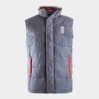 Veste Anglia Cricket pentru Barbat inchis gri