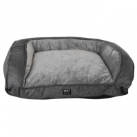 Waggy Tails Pet Sofa Bed00 gri