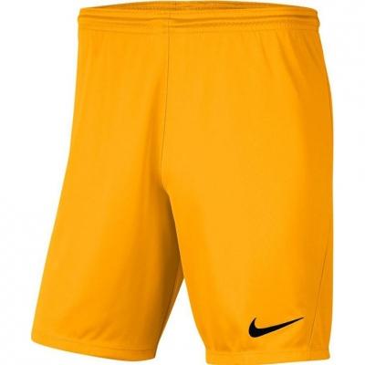 Pantalon scurt Combat for Nike Dry Park III NB K ciemno?o?te BV6865 739 copil