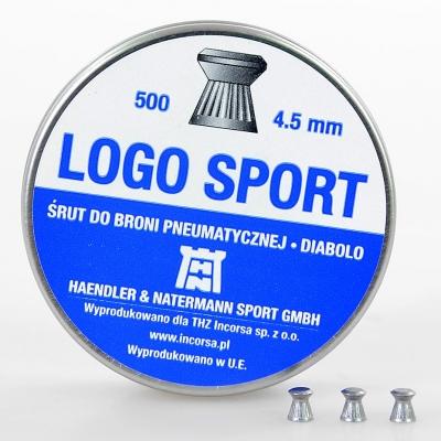 RUT H & H LOGO SPORT 4,5mm / 500pcs / HNLC