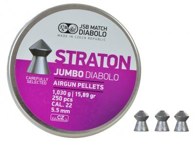 RUT JSB STRATON SZPIC 5,5mm / 250 PCS / JS55250