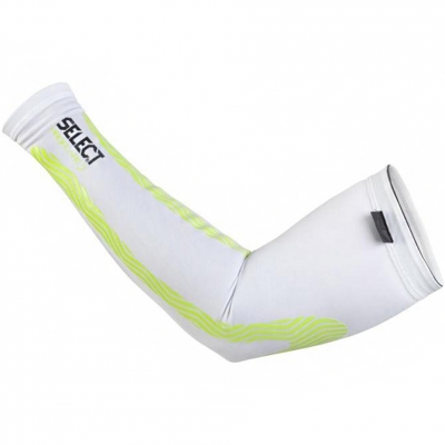 Compression sleeve Select white 6610