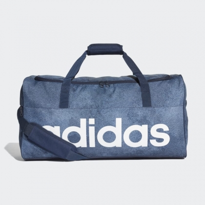 Geanta de sala adidas Linear Performance Duffel Medium DJ1422 unisex