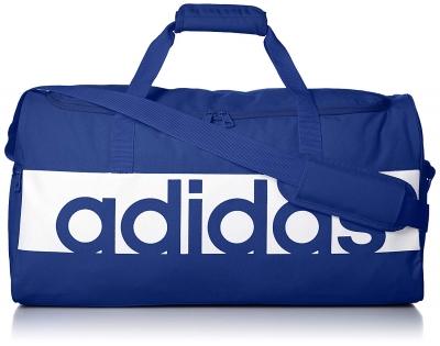 Geanta sala albastra adidas Linear Performance Medium unisex
