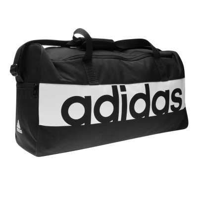 Geanta sport neagra adidas Linear Performance Teambag Medium