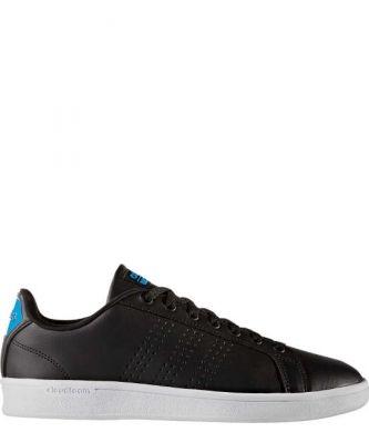 Pantofi sport adidas Neo Cloudfoam Advantage Clean negru barbati