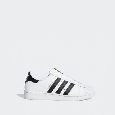 Pantofi sport piele adidas Superstar C unisex copii