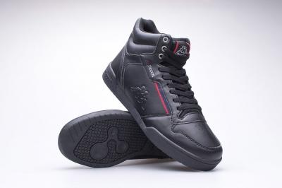 Pantofi sport negri Kappa Mangan 242764-1120 barbati