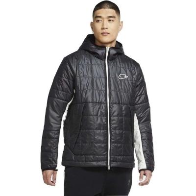 Geaca neagra Nike Sportswear CU4422-010 barbati