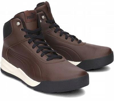 Pantofi sport piele Puma Desierto 362065-03 barbati