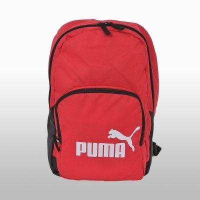 Rucsac rosu Puma Phase 073589-24 unisex