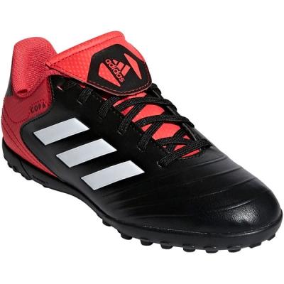 Adidasi gazon sintetic adidas Copa Tango 18.4 CP9064 baieti negru rosu