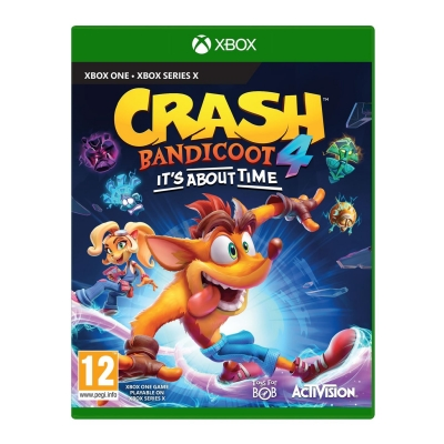 Activision Crash 4 Its About Time
