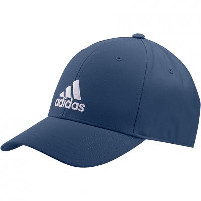 Adidas Baseball Lightweight Embroidered Logo OSFM blue GM6262 Adidas