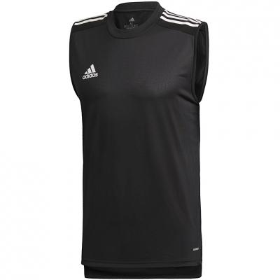 Adidas Condivo 20 sleeveless jersey black ED9221 adidas teamwear