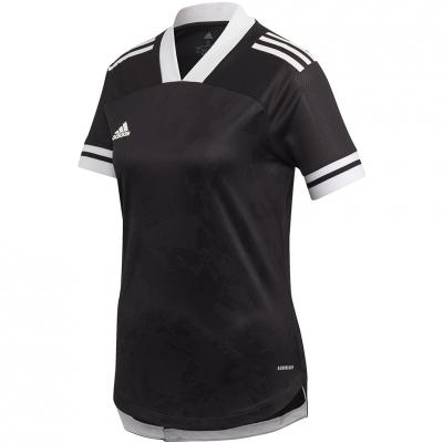 's adidas Condivo 20 Jersey black FT7245 dama adidas teamwear