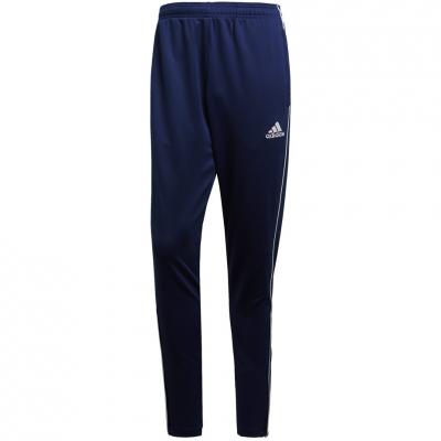 Pantalon ADIDAS CORE 18 TRAINING / navy blue CV3988 adidas teamwear