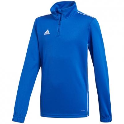 Bluza trening Adidas Core 18 Training Top JR CV4140 adidas teamwear