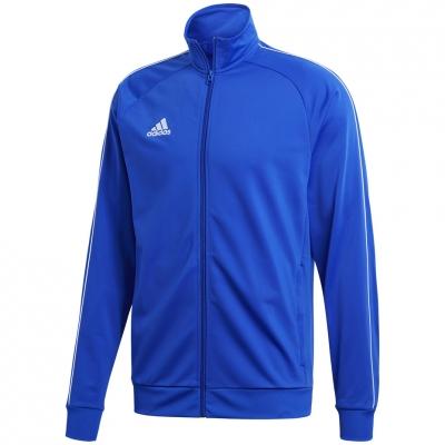 Bluza trening adidas Core 18 Pes blue CV3564 adidas teamwear