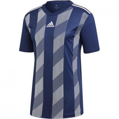 adidas Striped 19 Jersey Navy blue DP3201 barbat adidas teamwear