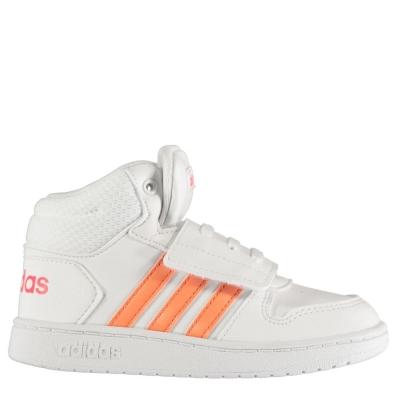 Pantof sport adidas Hoops Mid bebelus