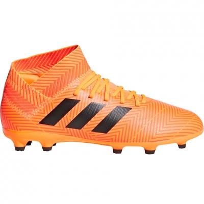 Pantof Minge Fotbal adidas Nemeziz 18.3 FG JR DB2352