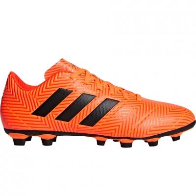 Pantof Minge Fotbal adidas Nemeziz 18.4 FxG DA9594